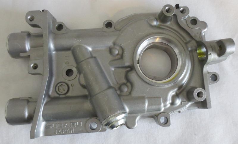 Genuine Oem Subaru Oil Pump W   Seal  U0026 O