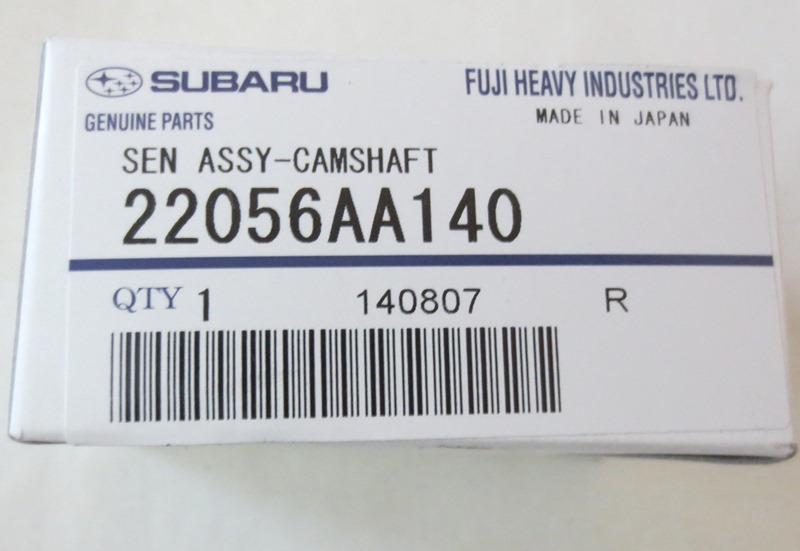 Genuine OEM Subaru Intake Camshaft Sensor '06-'14 WRX '04